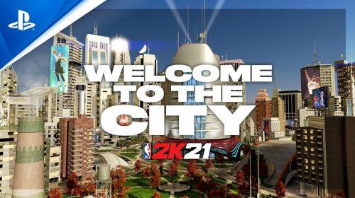 Multiplayer de NBA 2K21 no PS5 terá novo modo