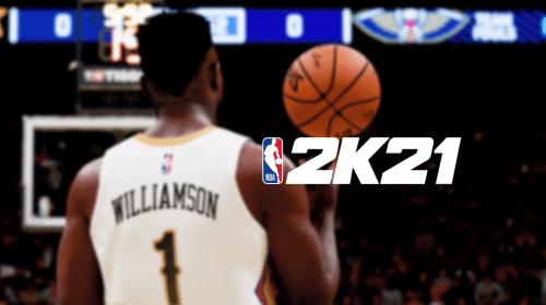 NBA 2K21 do PS5 pode ocupar 150 GB no SSD