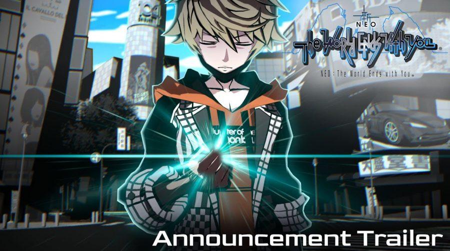NEO: The World Ends With You é anunciado para PlayStation 4