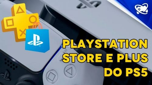 A NOVA PLAYSTATION STORE! Conheça a loja no PS5!