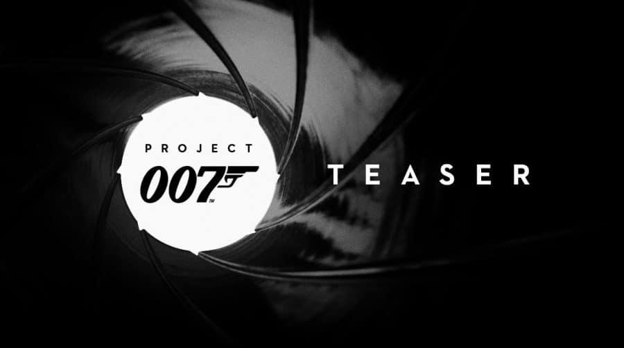 IO Interactive anuncia novo jogo do 007 com teaser
