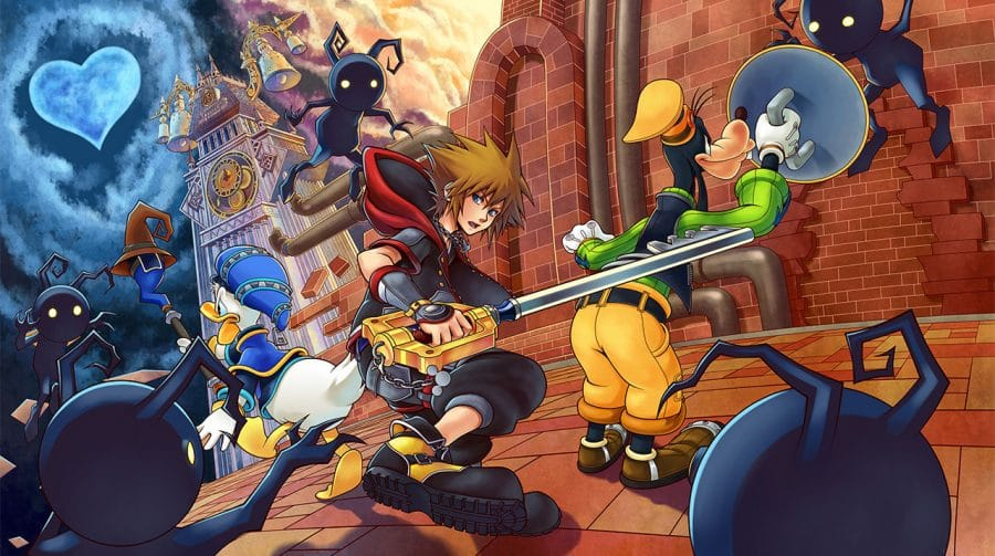 Novo Kingdom Hearts deverá ser anunciado só em 2022