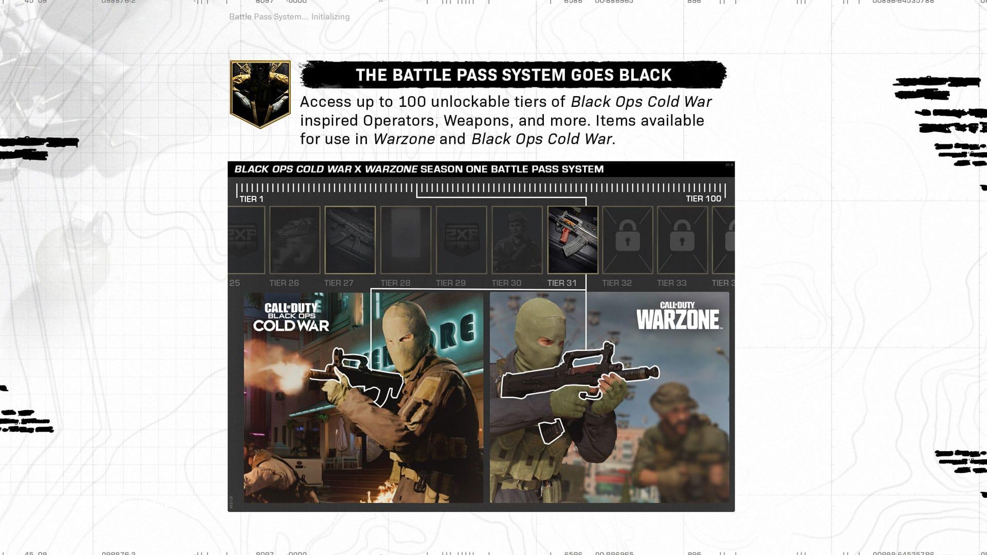 Os Passes de Batalha também serão ajustados ao novo sistema