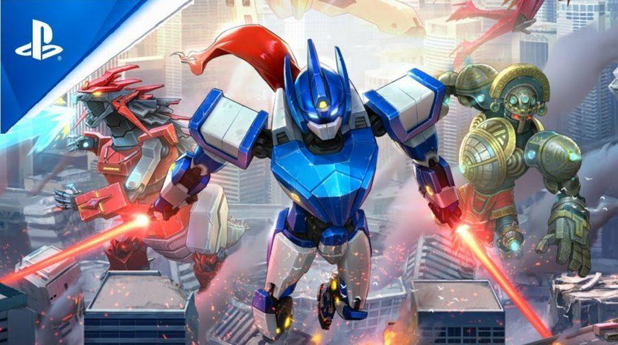 Data de lançamento de Override 2: Super Mech League é anunciada