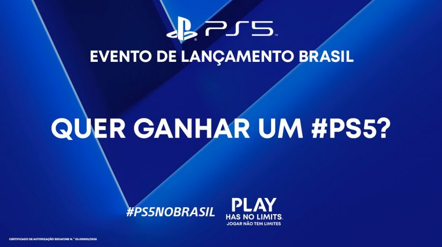 Atenção: PlayStation vai sortear