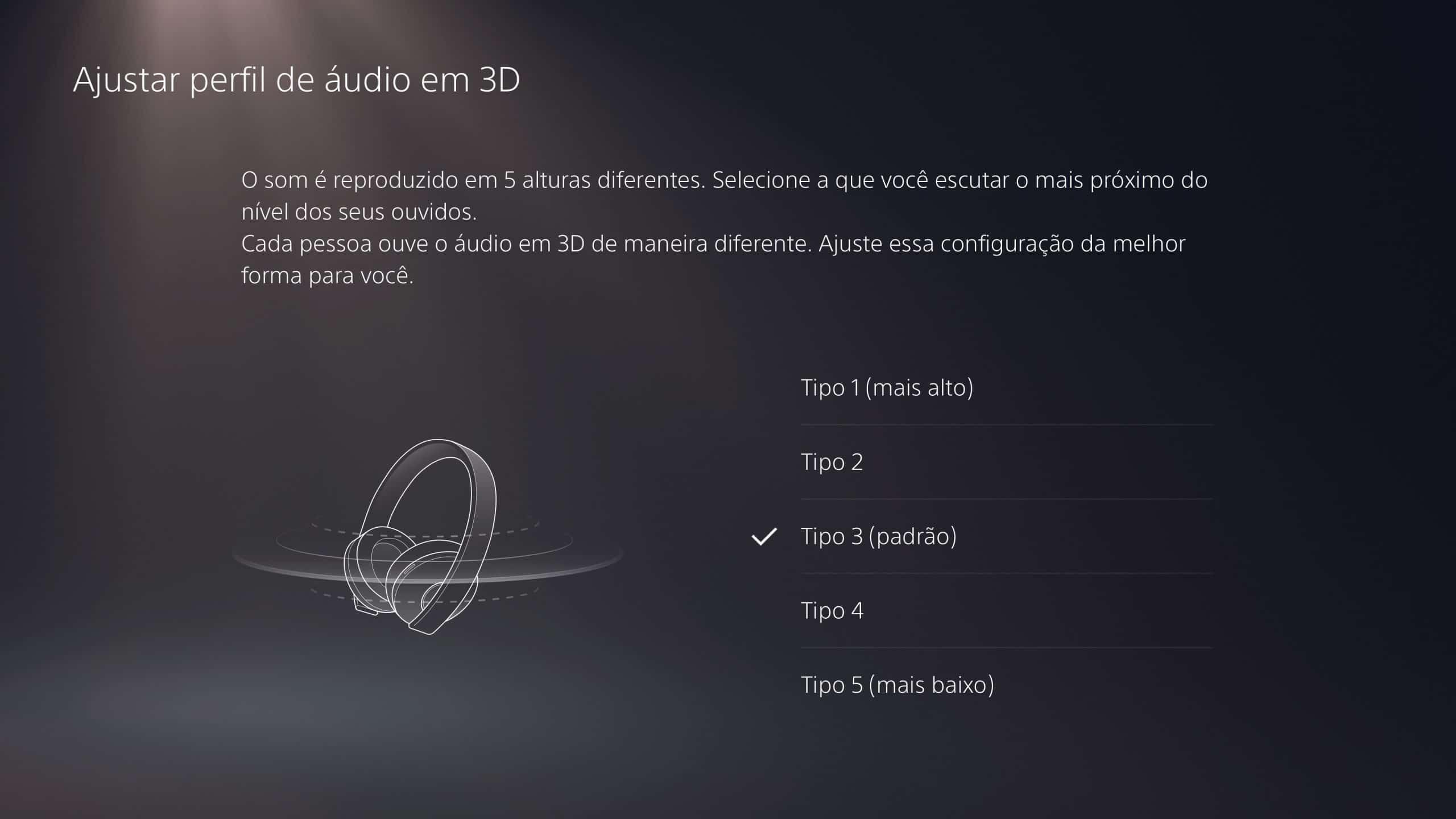 configurar o PlayStation 5 - 2