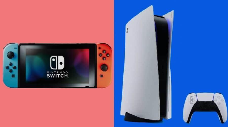 PS5 no Japão: console desbanca Nintendo Switch em vendas