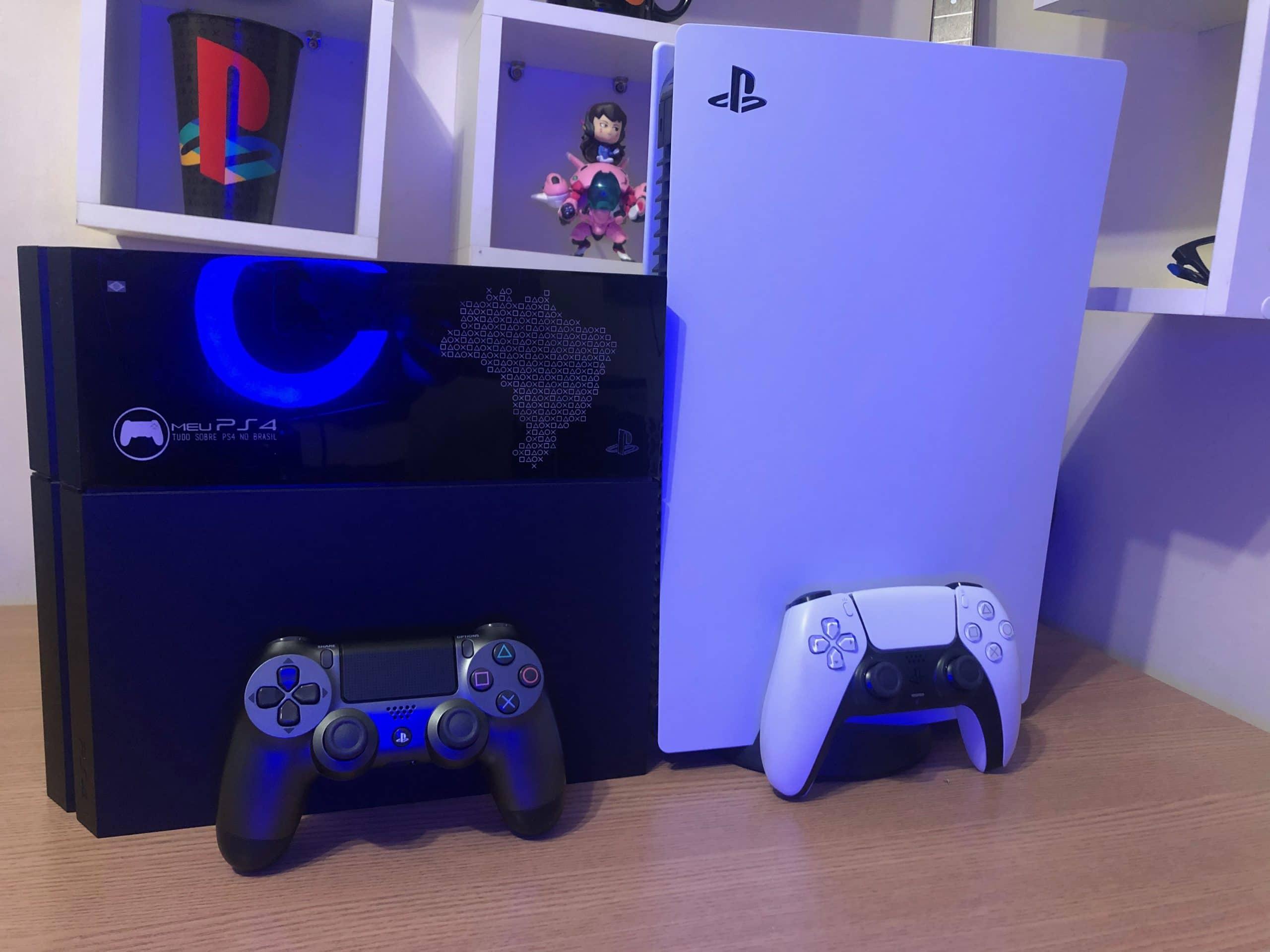 Recebemos o PlayStation 5 da PlayStation Brasil