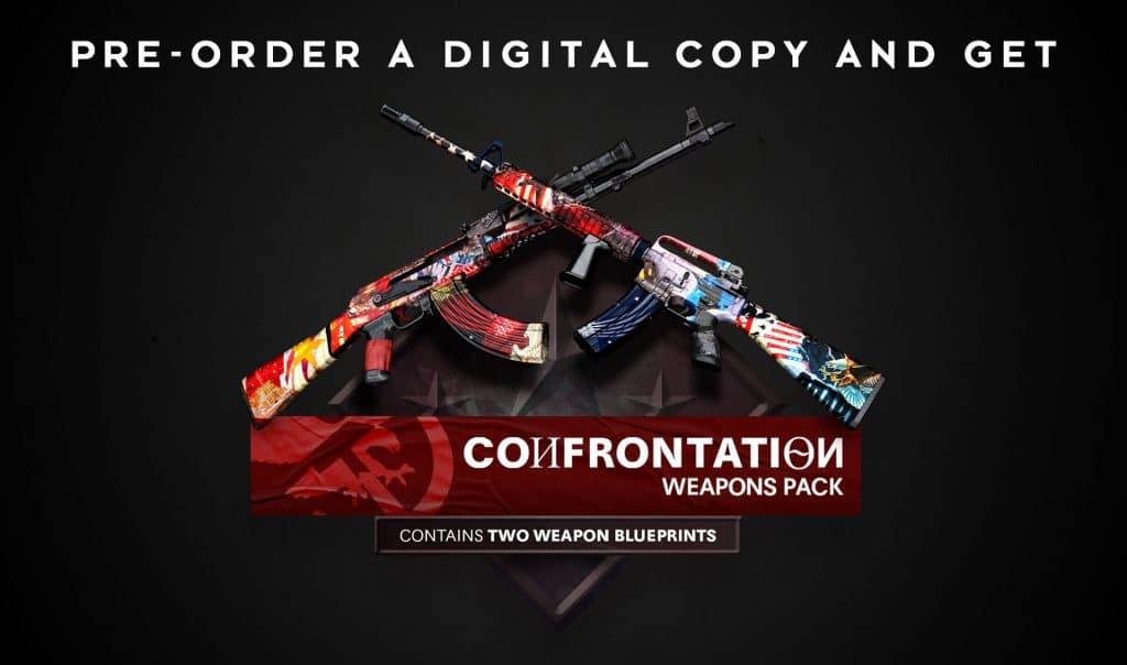 Pacote de Armas de Cod Black Ops Cold War