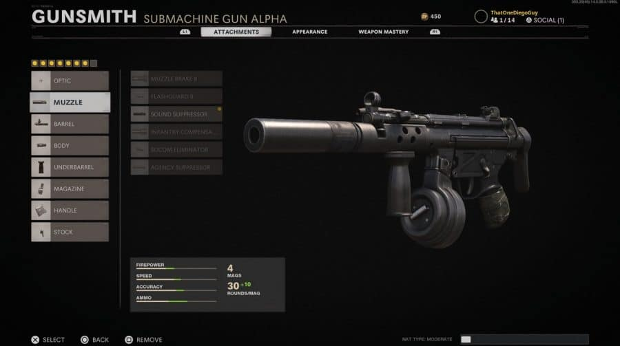 Patch de Call of Duty Black Ops Cold War nerfa a arma MP5