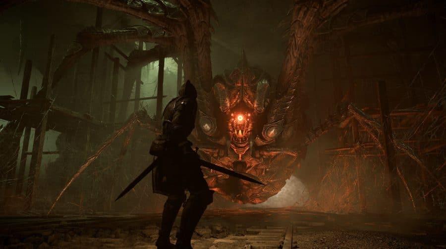 Maior sucesso do PS5? Confira as primeiras notas de Demon's Souls