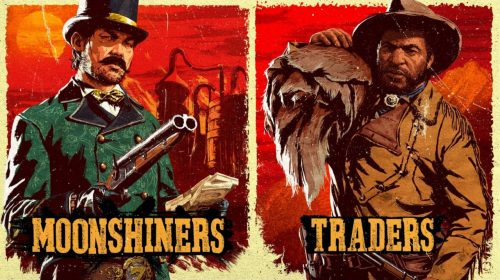 Red Dead Online oferece bônus para Mercadores e Moonshiners