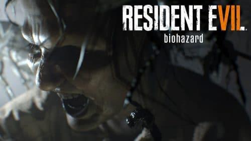 Resident Evil 7: biozahard chega a 8 milhões de cópias vendidas