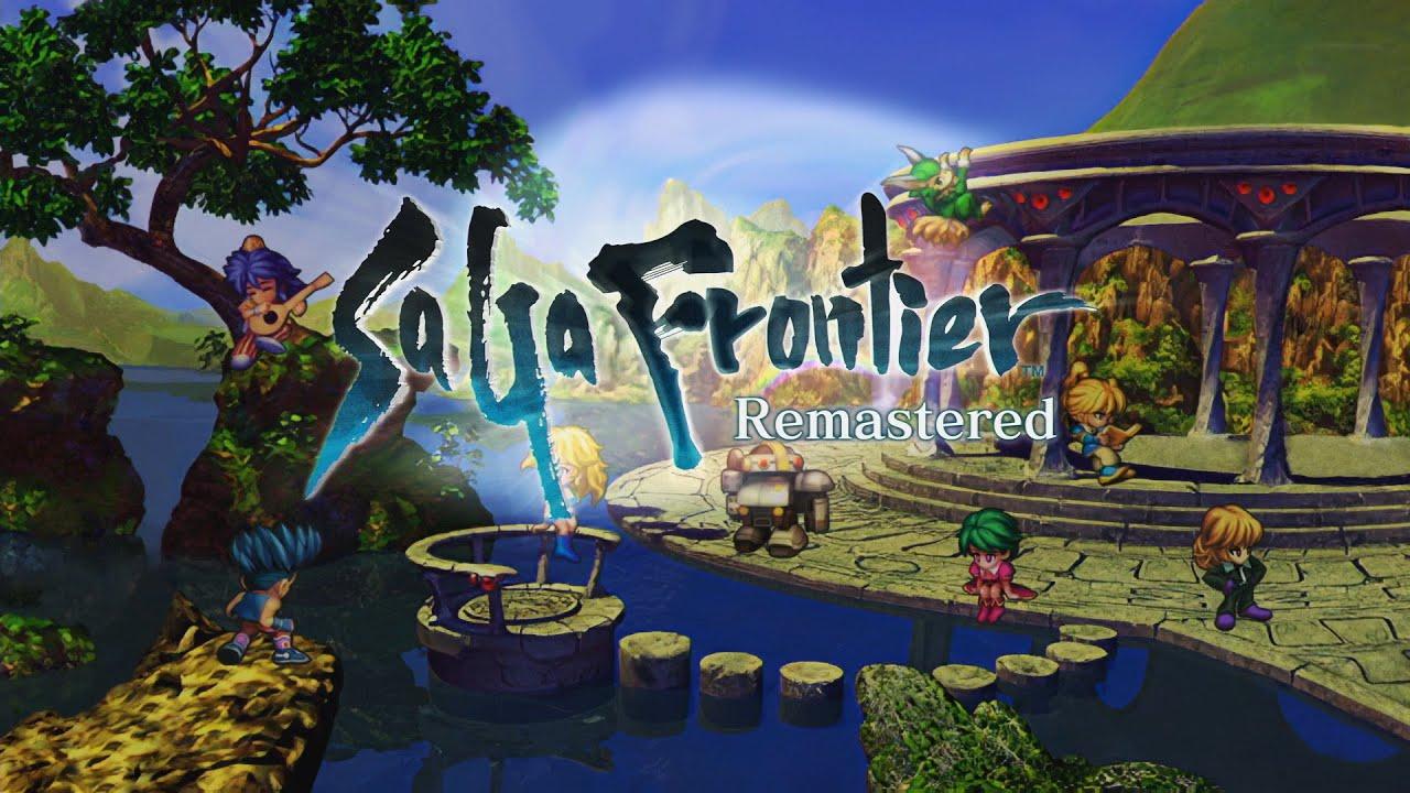 SaGa Frontier Remastered, RPG lançado no PS1, é anunciado