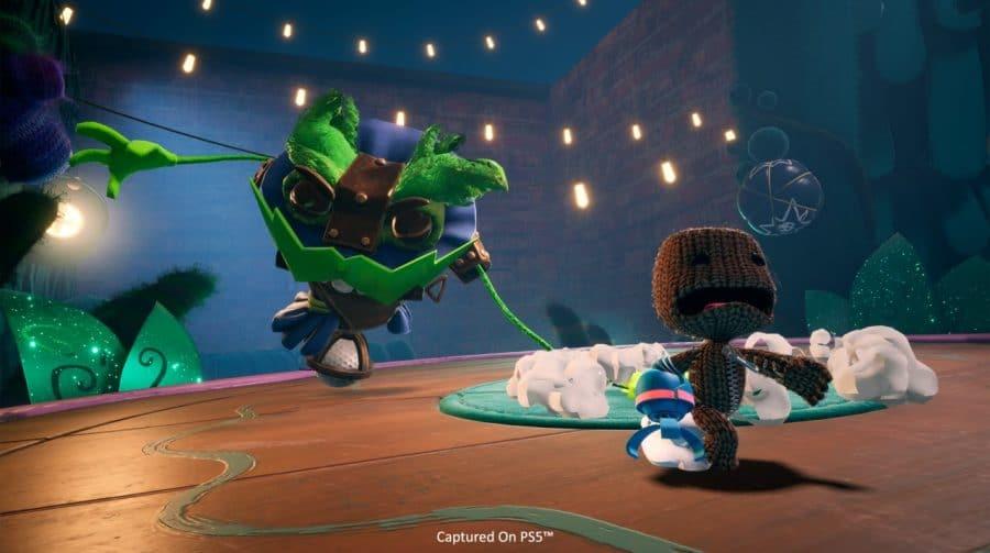 Jogadores estão se assustando com grito de morte de Sackboy no PS5