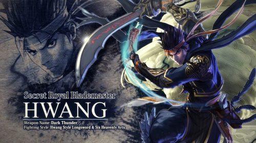 Hwang chega como DLC de Soulcalibur VI no dia 2 de dezembro