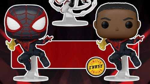 Funko lançará linha de Pops de Marvel's Spider-Man Miles Morales