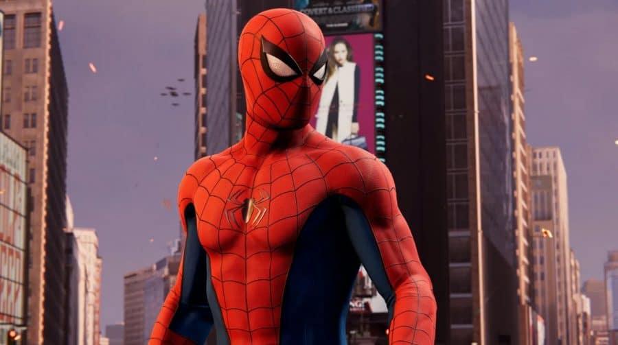 Insomniac investiga relatos de que Spider-Man Remastered crasha o PS5