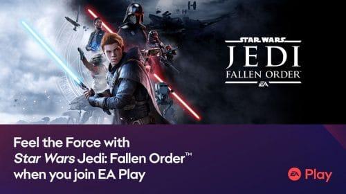 Star Wars JEDI: Fallen Order chegará ao EA Play no dia 10 de novembro