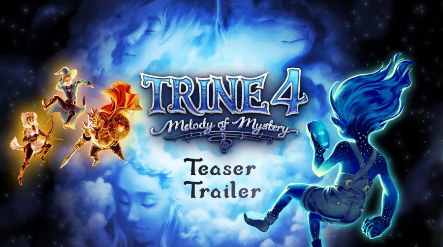 DLC de Trine 4: The Nightmare Prince é anunciado