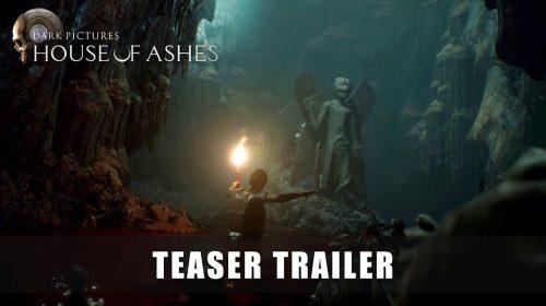 Novo teaser de The Dark Pictures: House of Ashes traz detalhes da história