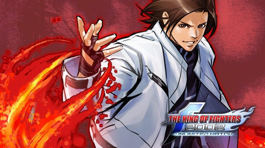 The King of Fighters 2002 Unlimited Match para PS4 é listado na Coreia