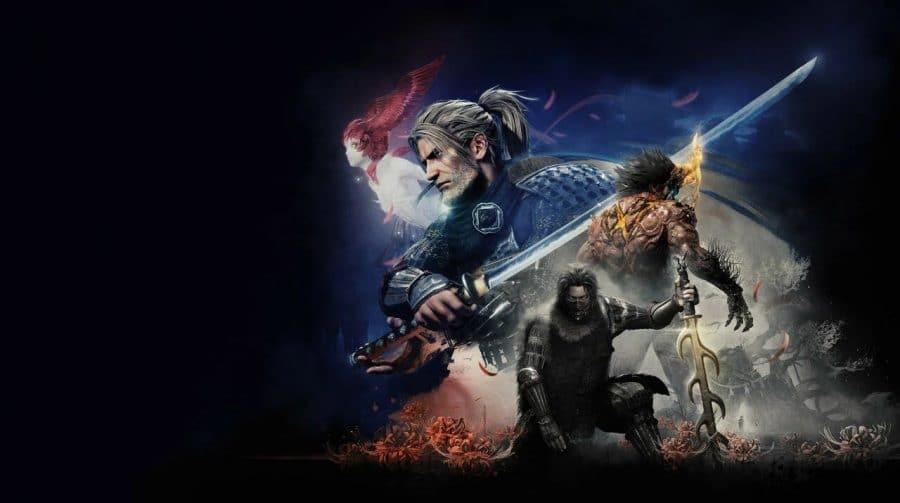 Com direito a 4K e 120 FPS, The NiOh Collection é anunciado para PS5