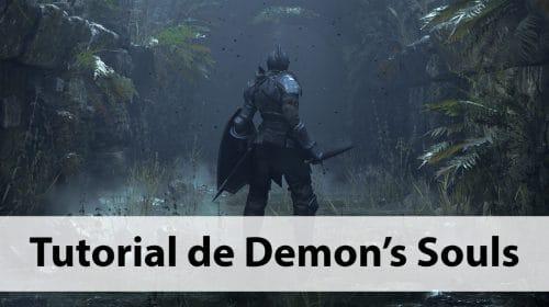 Demon's Souls: saiba onde encontrar uma das melhores armas do início do jogo