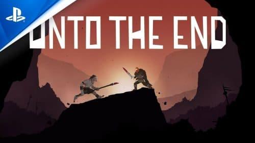 Unto The End, jogo de plataforma cinematográfico, chega ao PS4 dia 9 de dezembro