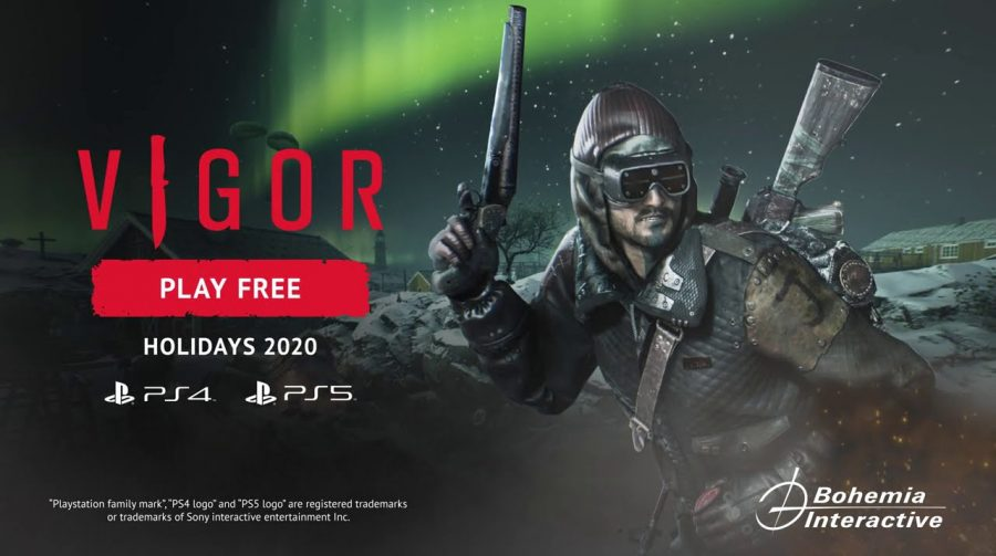 Vigor, um looter-shooter online, é adiado para o fim de 2020