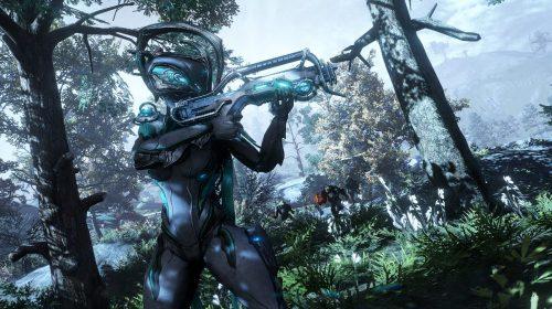 Warframe chega ao PlayStation 5 na próxima quinta-feira (26)