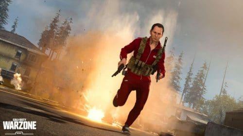 Call of Duty: Warzone roda a 60 FPS no PlayStation 5