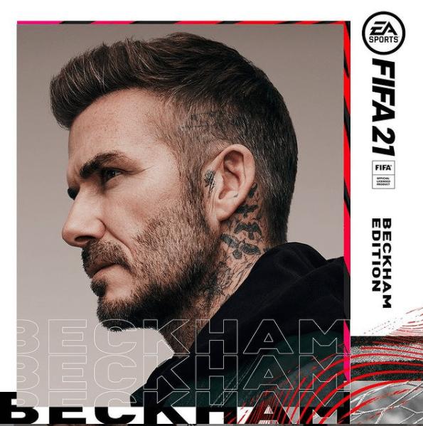 Beckham no FIFA 21
