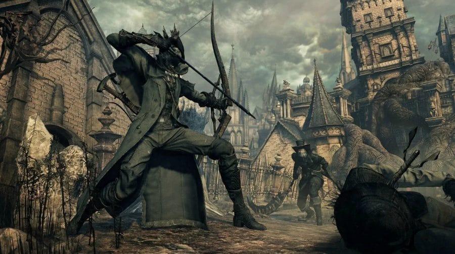 Bloodborne no PS5 continua travado a 30 FPS