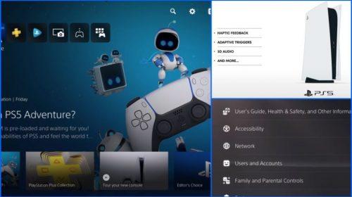 Como configurar o PlayStation 5 da melhor maneira