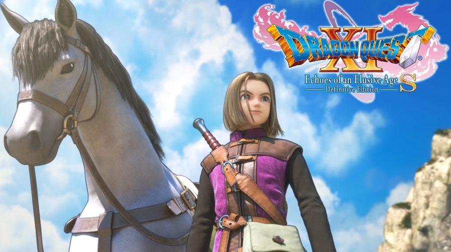 Demo de Dragon Quest XI S já está disponível no PS4