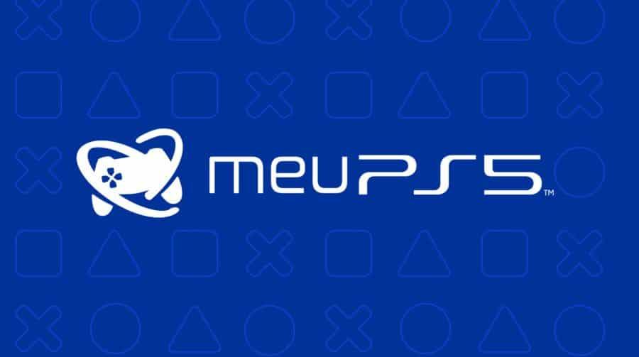MeuPlayStation agora é MeuPS5!