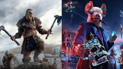 Saves de Assassin's Creed Valhalla e Watch Dogs Legion estão dando problema