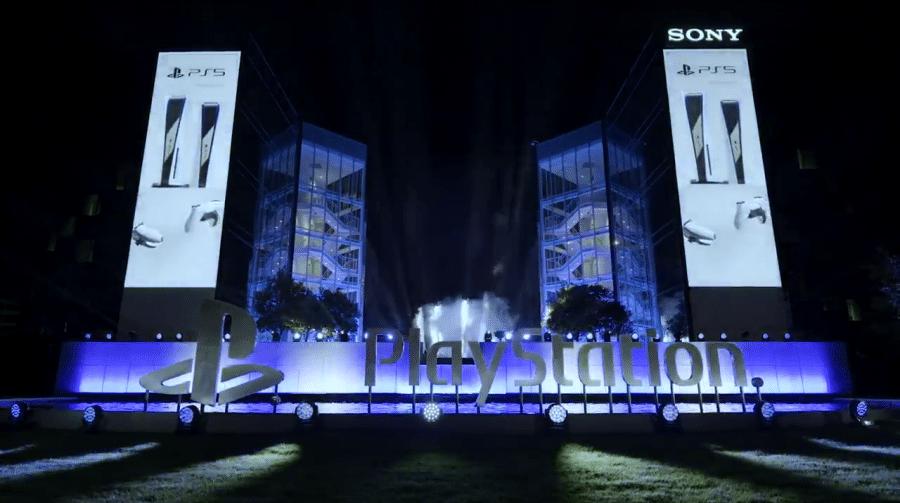 Bem-vindo, PS5! Sony faz shows de luzes nos EUA e no Japão