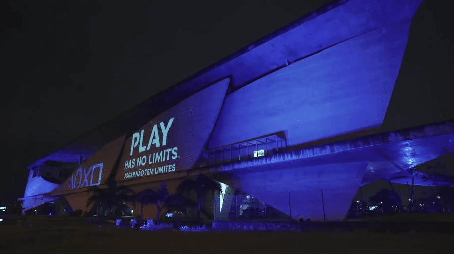 Bem-vindo ao Brasil, PS5! Sony faz show de luzes no Rio de Janeiro para comemorar chegada do console
