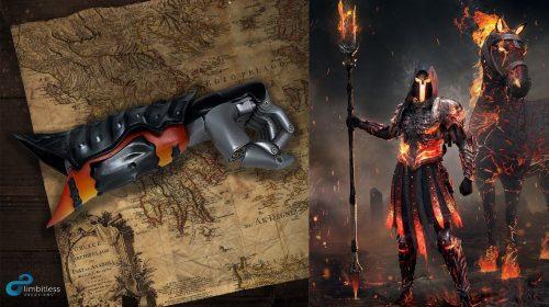 Limbitless Solutions cria braço biônico inspirado em Assassin's Creed Odyssey