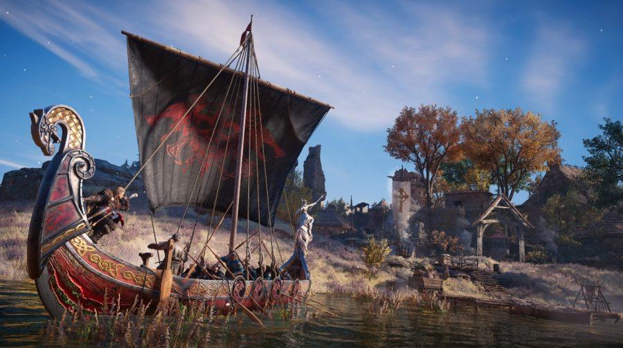 Festival de Yule, um evento de tempo limitado, chega a Assassin's Creed Valhalla
