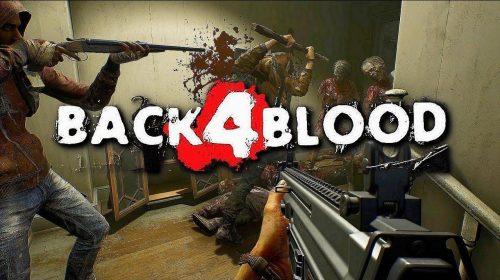 Com crossplay, teste beta de Back 4 Blood começa em agosto