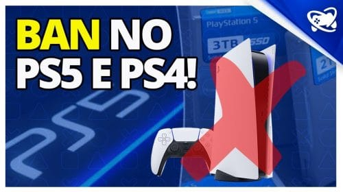 BANIMENTOS no PS5 e no PS4 por conta da PS Plus Collection!