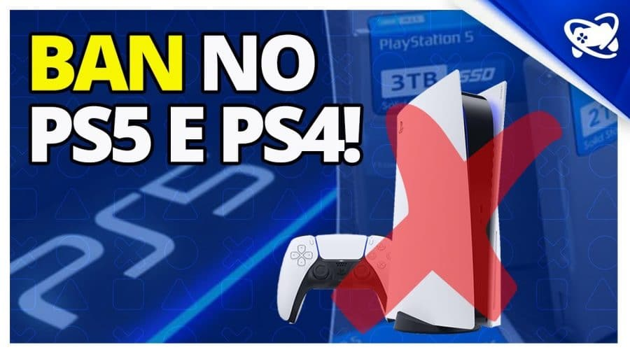 BANIMENTOS no PS5 e no PS4 por conta da PS Plus Collection!