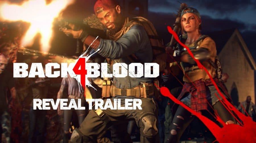 Estúdio de Evolve revela primeiro gameplay de Back 4 Blood