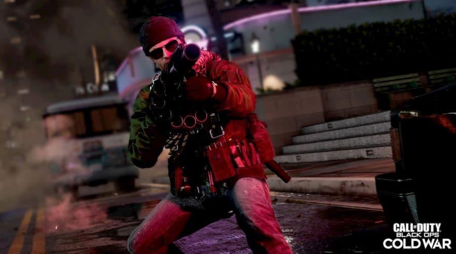 Patch de CoD: Black Ops Cold War aumenta ganho de XP em armas