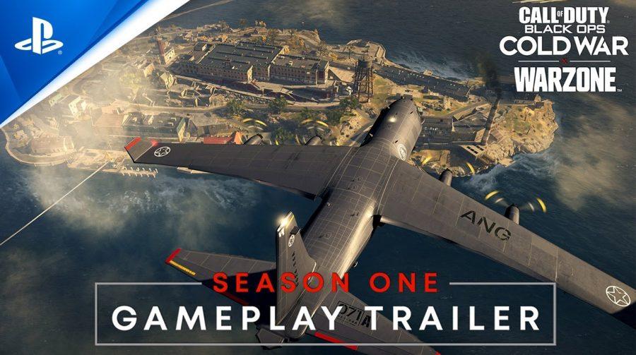 Activision mostra o novo mapa de Call of Duty Warzone