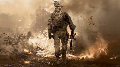 Tiro, porrada e bomba! 5 jogos de Call of Duty mais queridos dos fãs