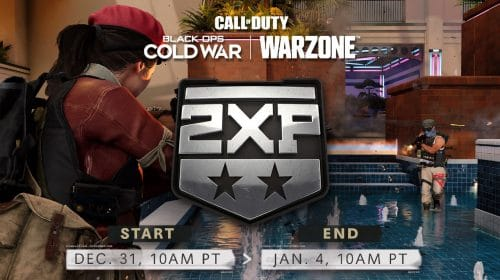 Call of Duty Black Ops Cold War e Warzone terão Dobro de XP no Ano Novo